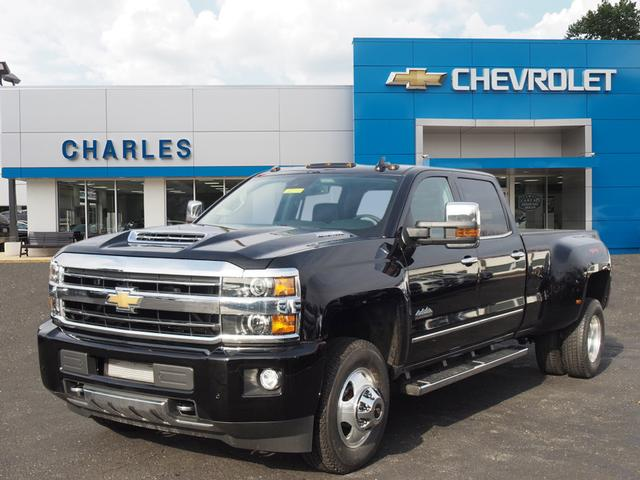 New 2018 Chevrolet Silverado 3500hd High Country 4x4 High Country