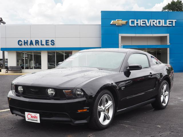 Pre Owned 2010 Ford Mustang In Garrettsville 18397b Charles Auto