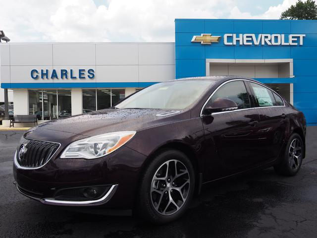 new 2017 buick regal sport touring sport touring 4dr sedan in garrettsville 17038 charles. Black Bedroom Furniture Sets. Home Design Ideas