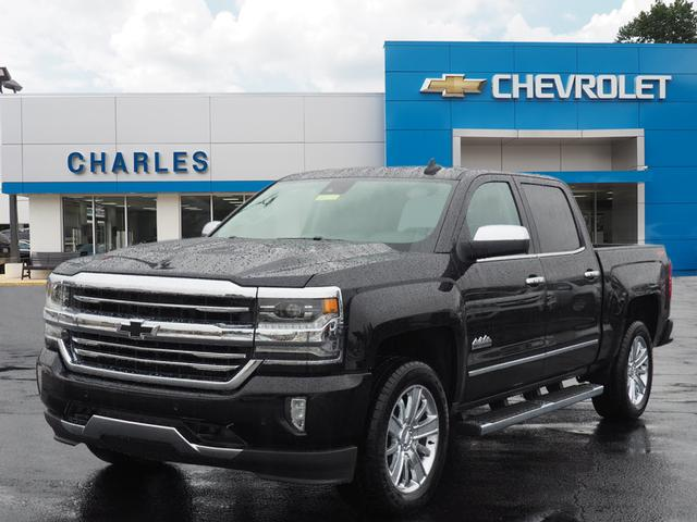2018 chevy silverado high country. Black Bedroom Furniture Sets. Home Design Ideas