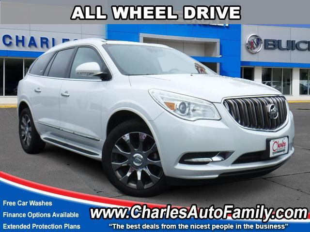 Pre Owned 2016 Buick Enclave Awd 4dr Premium