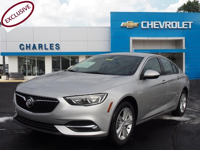 New 2018 Buick Regal Sportback Preferred Sedan In Garrettsville