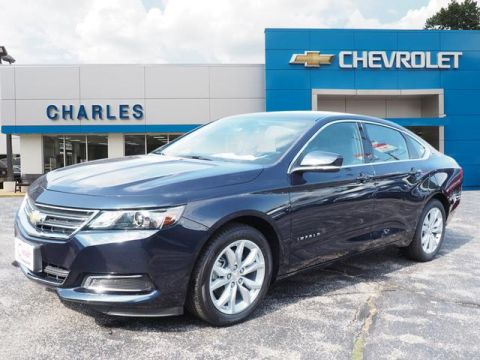 New 2017 Chevrolet Impala LT FWD LT 4dr Sedan