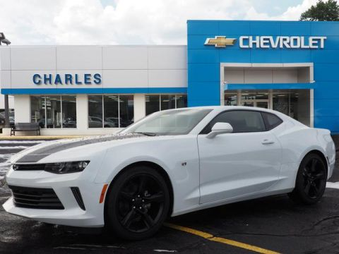 New 2017 Chevrolet Camaro LT RWD LT 2dr Coupe w/1LT
