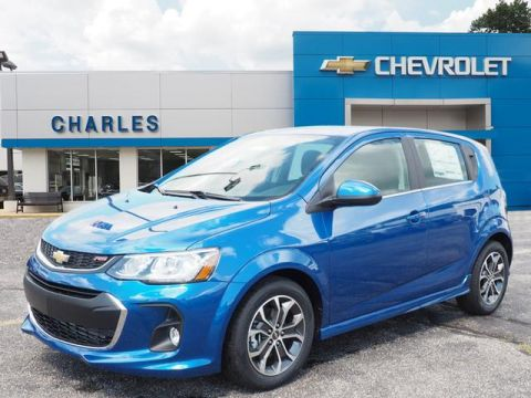 New 2017 Chevrolet Sonic LT Auto FWD LT RS Auto 4dr Hatchback