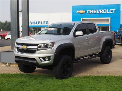 Pre-Owned 2016 Chevrolet Colorado LT Crew Cab