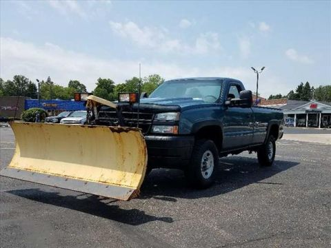 Pre-Owned 2006 Chevrolet Silverado 2500HD