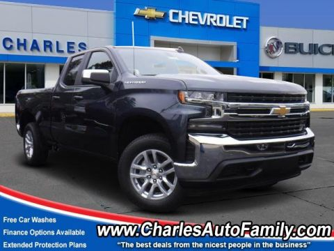 "New 2019 Chevrolet Silverado 1500 4WD Double Cab 147"" LT"