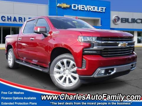 "New 2019 Chevrolet Silverado 1500 4WD Crew Cab 147"" High Country"