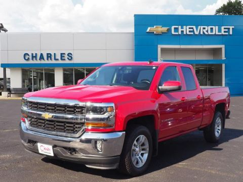 Certified Pre-Owned 2016 Chevrolet Silverado 1500 Double Cab