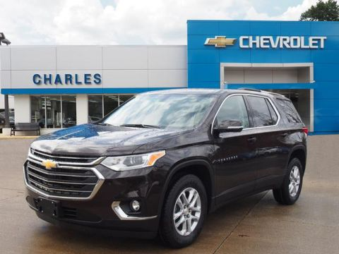 New 2018 Chevrolet Traverse LT Cloth 4WD