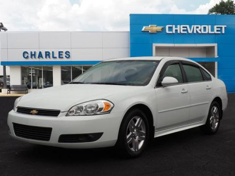 Pre-Owned 2011 Chevrolet Impala LT FWD LT 4dr Sedan