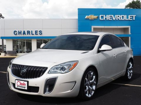 Pre-Owned 2015 Buick Regal GS FWD GS 4dr Sedan