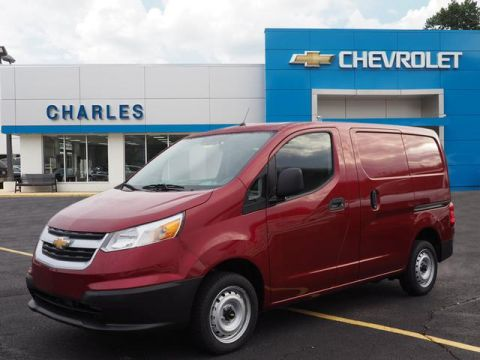 New 2017 Chevrolet City Express Cargo LS FWD LS 4dr Cargo Mini-Van
