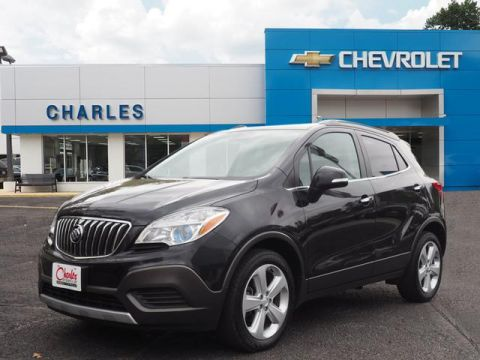 Pre-Owned 2015 Buick Encore Base FWD Base 4dr Crossover