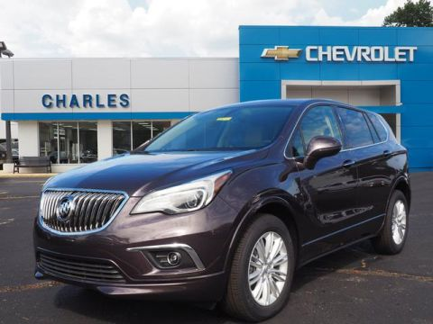 New 2017 Buick Envision Preferred FWD Preferred 4dr Crossover